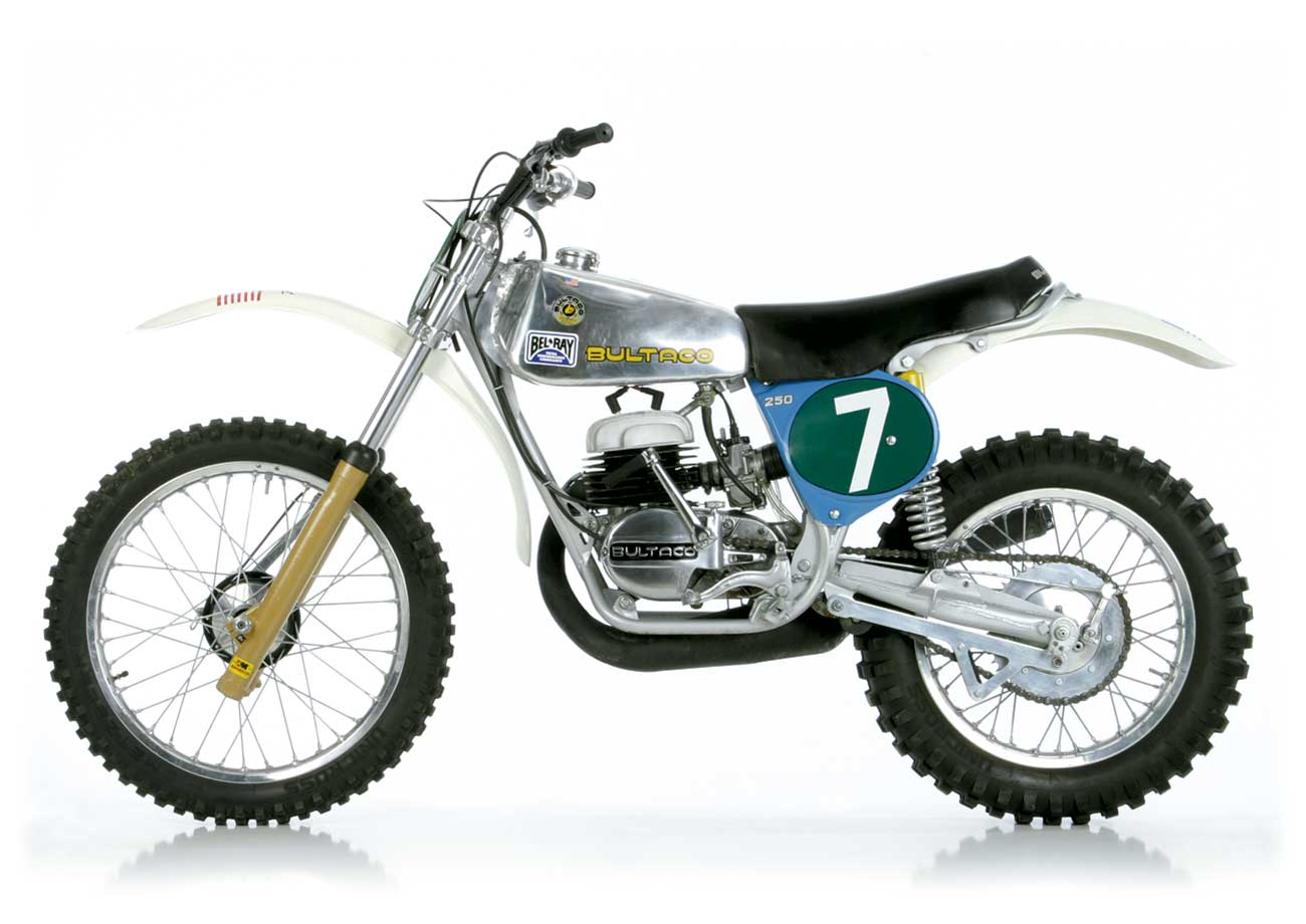 Pursang 'Jim Pomeroy', 250 cc